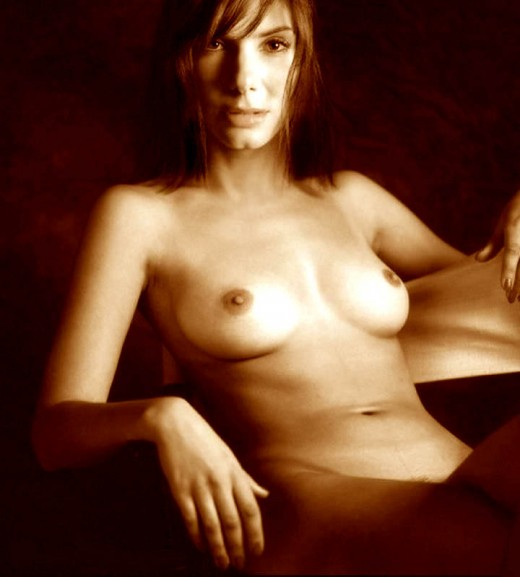сандра баллок молодая голая фото