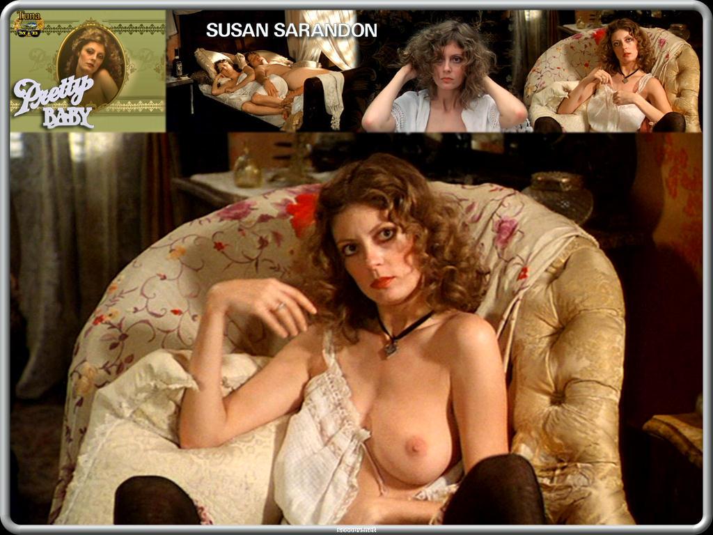 Susan sarandon naked gifs birthday